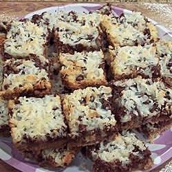 magic cookie bars i recipe