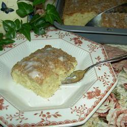 Ben Lippen School Coffee Cake (Mrs. Hathaway's recipe) ANGELFROMHEAVEN