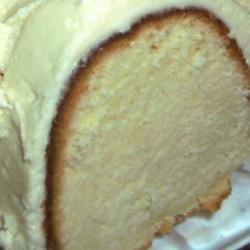 Cream Cheese Pound Cake I