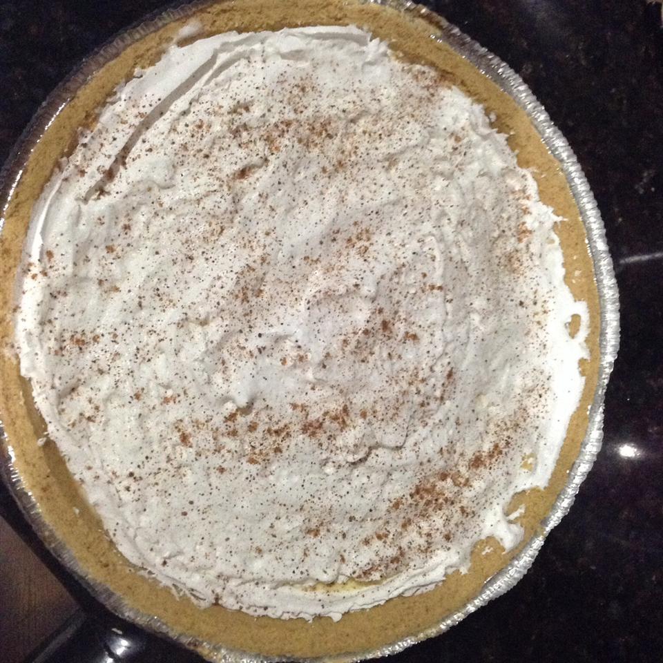 Yummy Eggnog Pie Sol Tirse