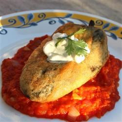 Chile Rellenos belle