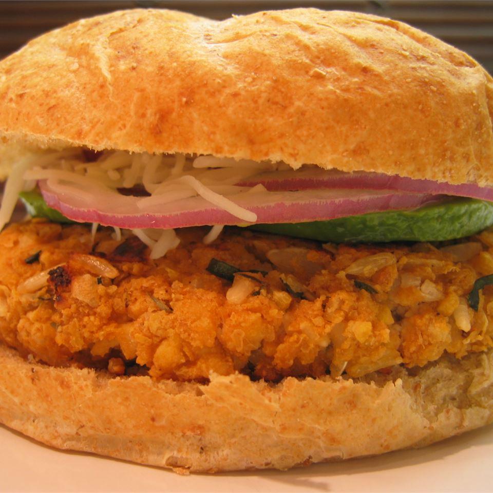 All-Star Veggie Burger PARKER71