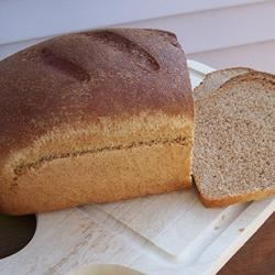 Kid-Friendly Wheat Bread Susan K.