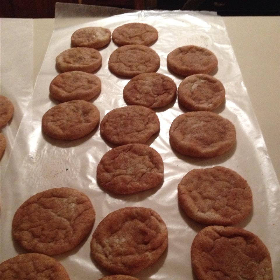 Cinnamon Sugar Butter Cookies I