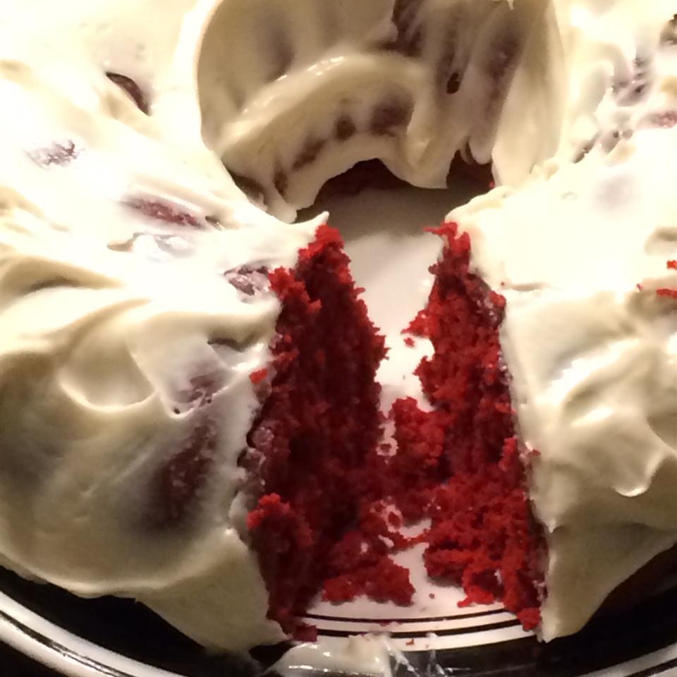 Red Velvet Cake II Amanda Catchings