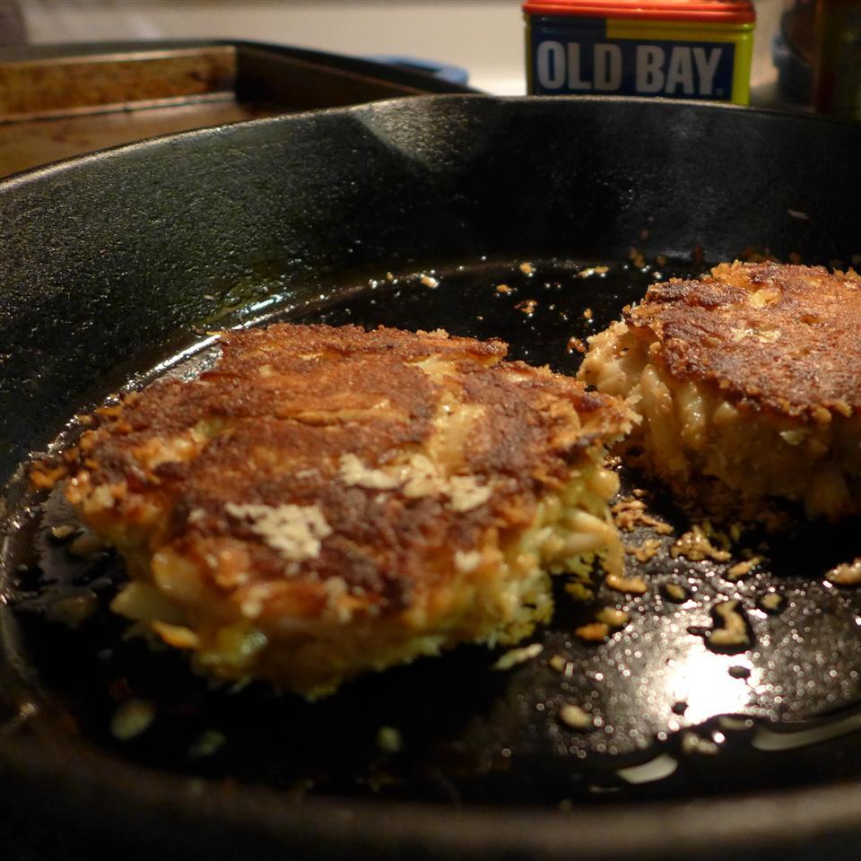 New England Crab Cakes