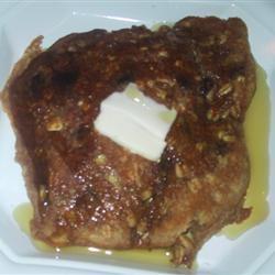 Bob's Cinnamon-Oatmeal Pancakes