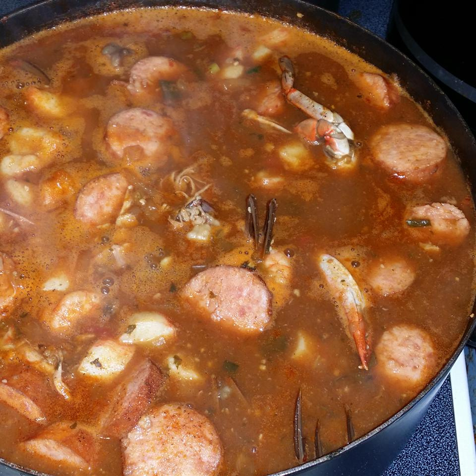 Seafood File Gumbo Curley Jones