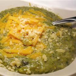 Best Cream Of Broccoli Soup