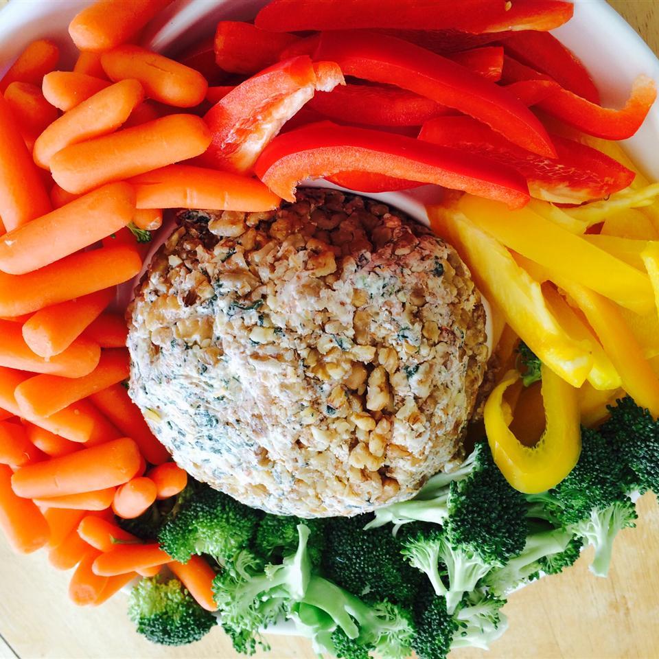 Spinach Cheese Ball Annie Chapman