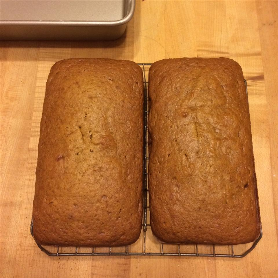 Downeast Maine Pumpkin Bread Anonymous