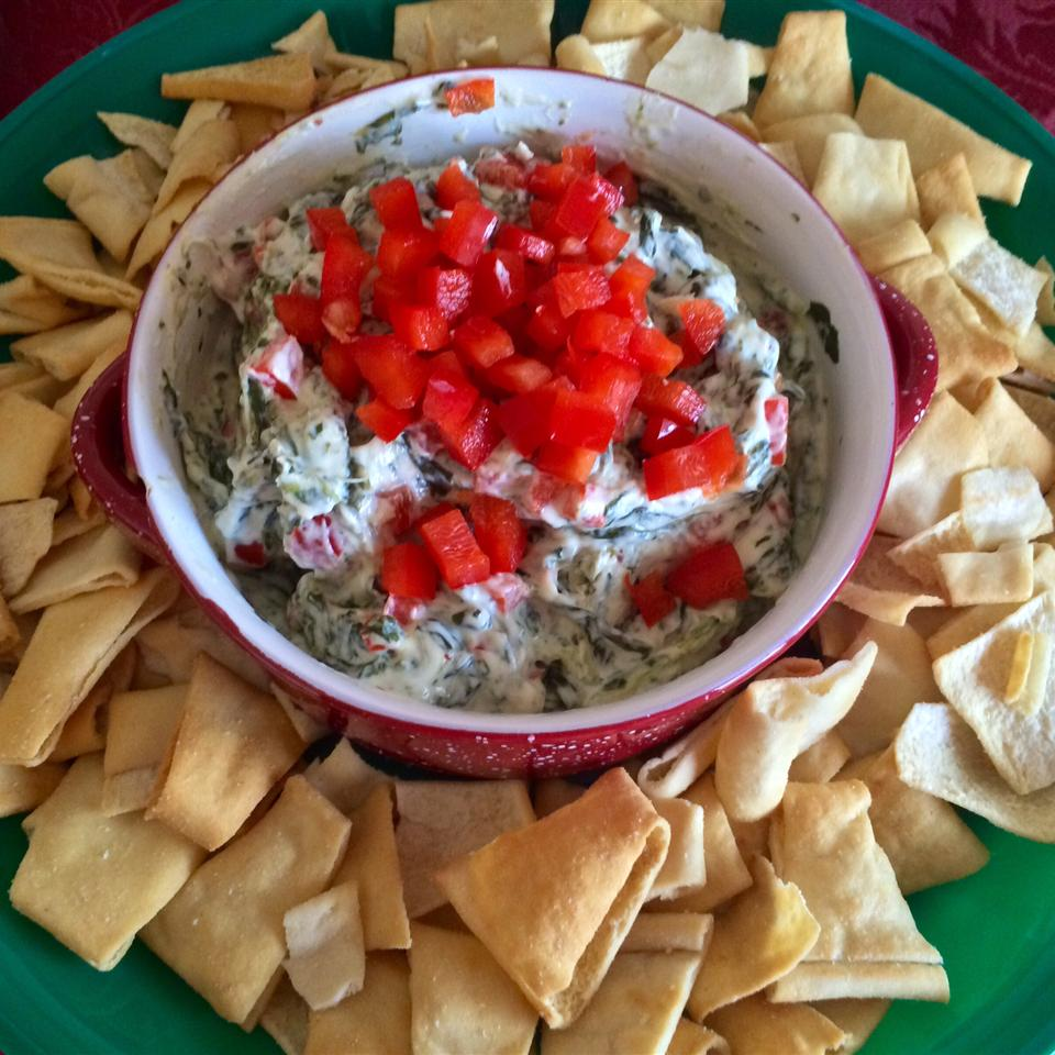 """One of the best dips I have tried. I also added red roasted peppers from the jar, really for color, but it did enhance the flavor."" — diamond47"