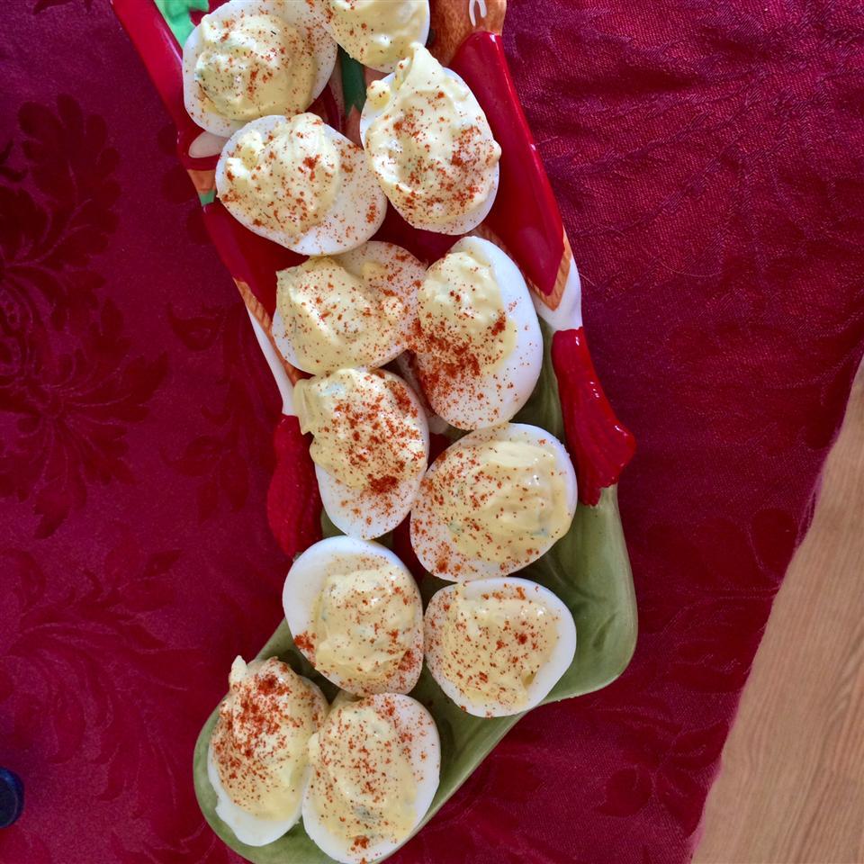 Di's Delicious Deluxe Deviled Eggs Juliemar Rosado (Jmar)