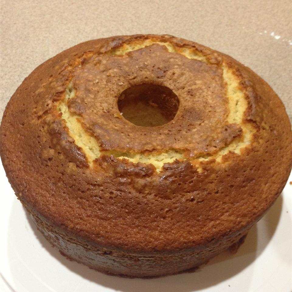 Buttermilk Pound Cake II Foodie