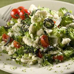 Greek Veggie Salad Allrecipes Trusted Brands