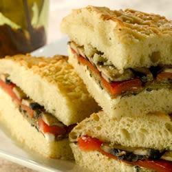 Grilled Mediterranean Vegetable Sandwich Allrecipes Trusted Brands