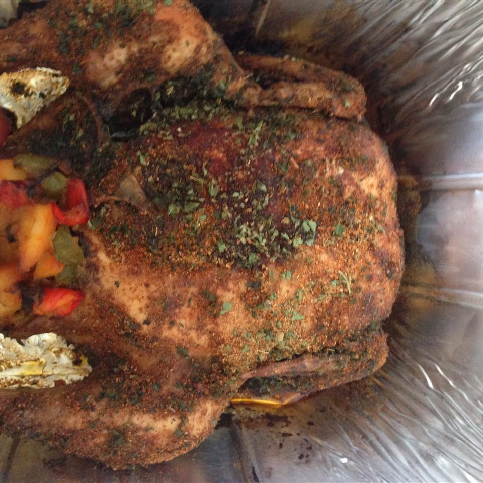Roasted Chicken Rub Twiza Mambwe
