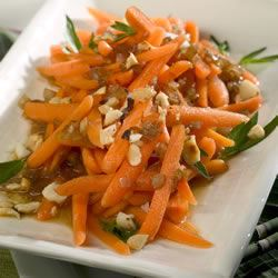 Spectacular Marsala Glazed Carrots with Hazelnuts Trusted Brands
