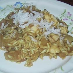 Jamaican Rice sueb