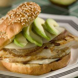 Summer Chicken Burgers Trusted Brands