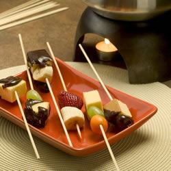 Totally Groovy Chocolate Fondue Trusted Brands