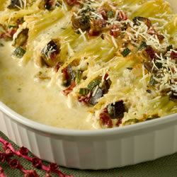 Vegetable Stuffed Cannelloni Trusted Brands