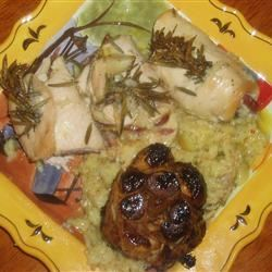 Blissful Rosemary Chicken tohaveaplan