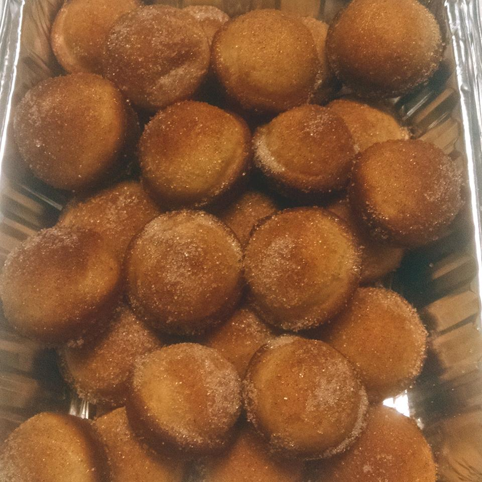 Donut Muffins Faith N