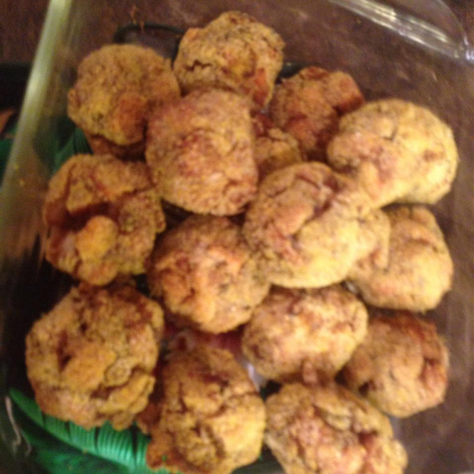 Turkey Soup with Dressing Dumplings Kathy Batty