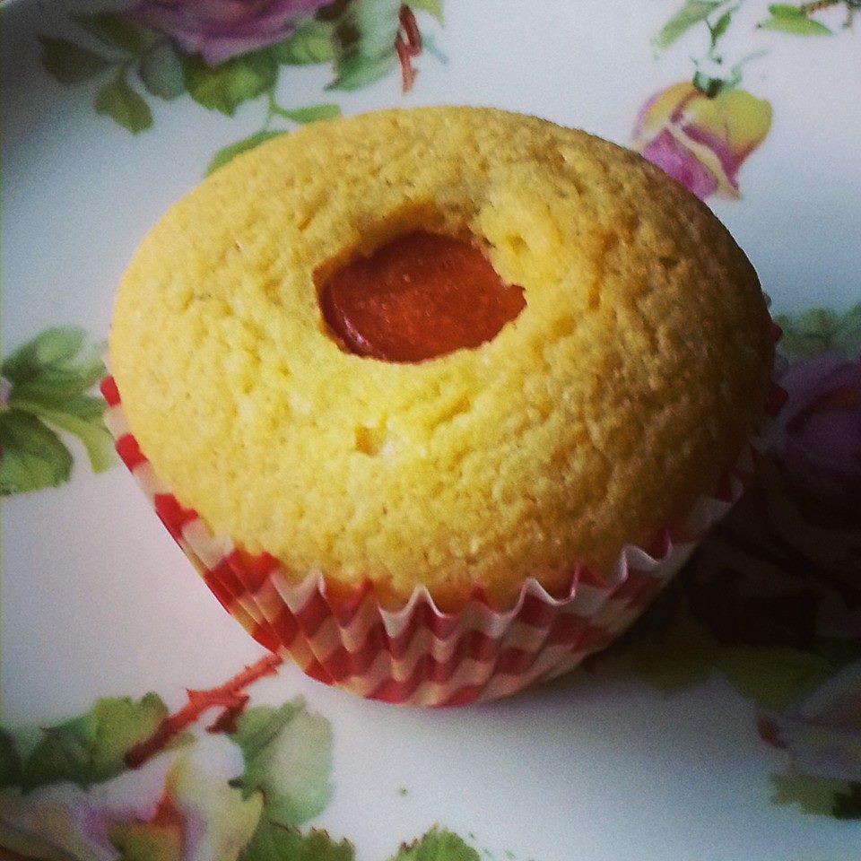 Vegan Corn Muffins AUGRATIN