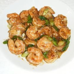 Kiki's Sweet and Spicy Marinated Shrimp Andy