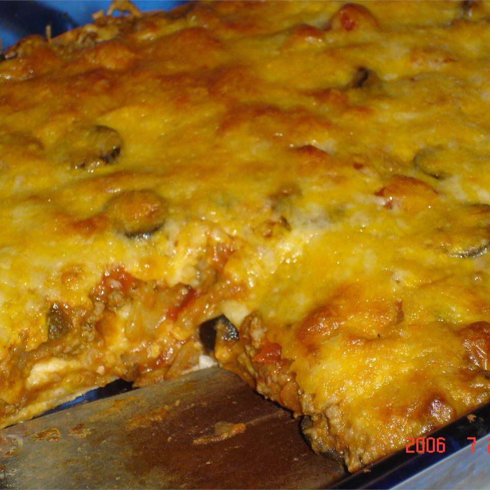 Mexican Lasagna II MOLLE888