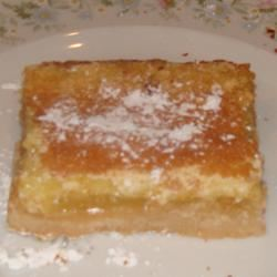 Bake Sale Lemon Bars
