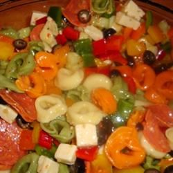 Tortellini Pasta Salad Kendall