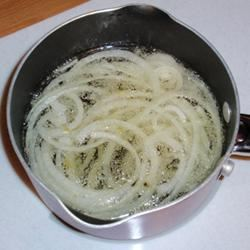 Frizzled Onions Ginger