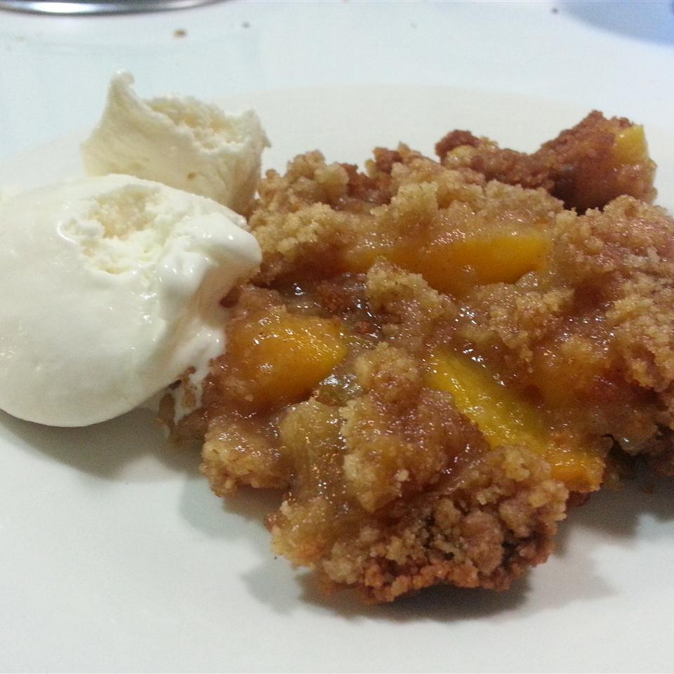 Juicy Peach Crisp Shannon Kuuipo