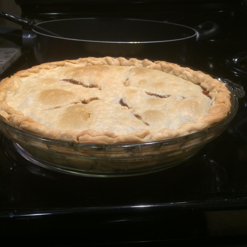 Simple Raisin Pie Boe Carter