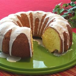 Key Lime Cake II