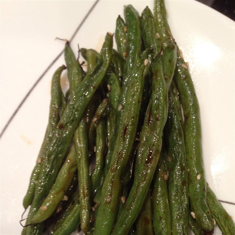 Roasted Green Beans LeAnn