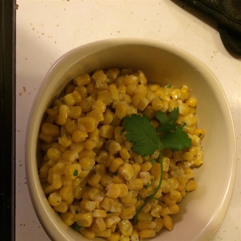 Mexican Street Vendor Style Corn Salad