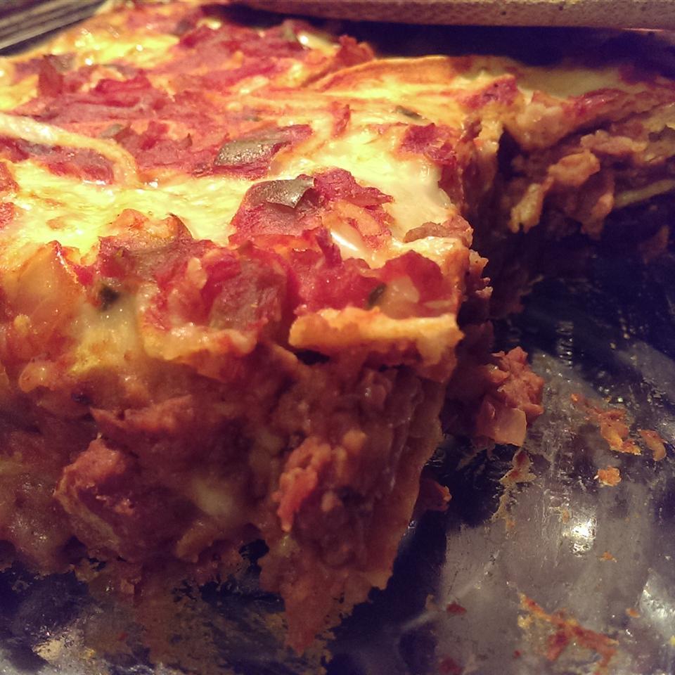 Mexican Lasagna Luisa O'Halloran