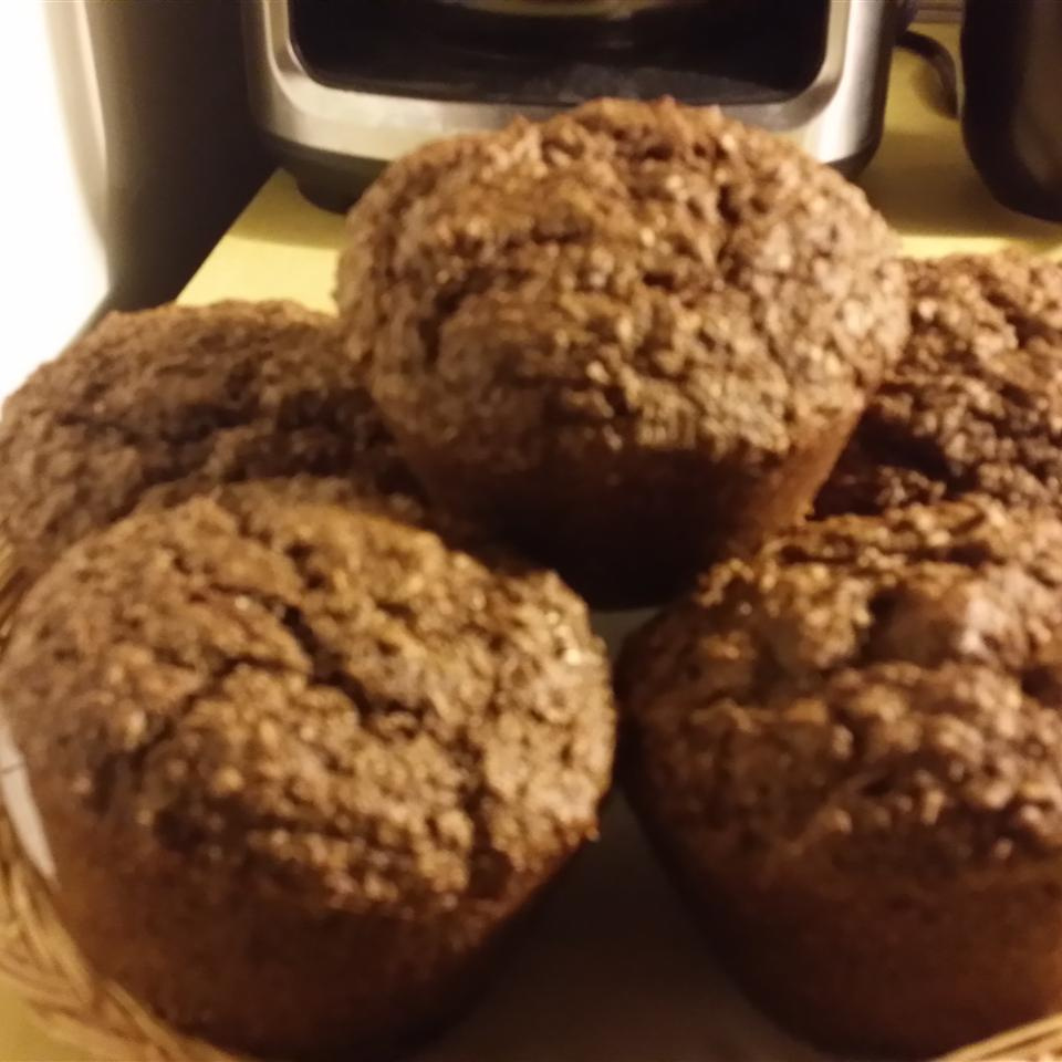 Deep Dark Old Recipe Bran Muffins Karen