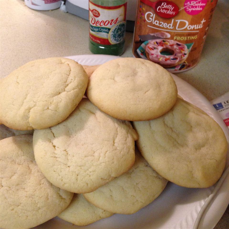 Blue Ribbon Sugar Cookies