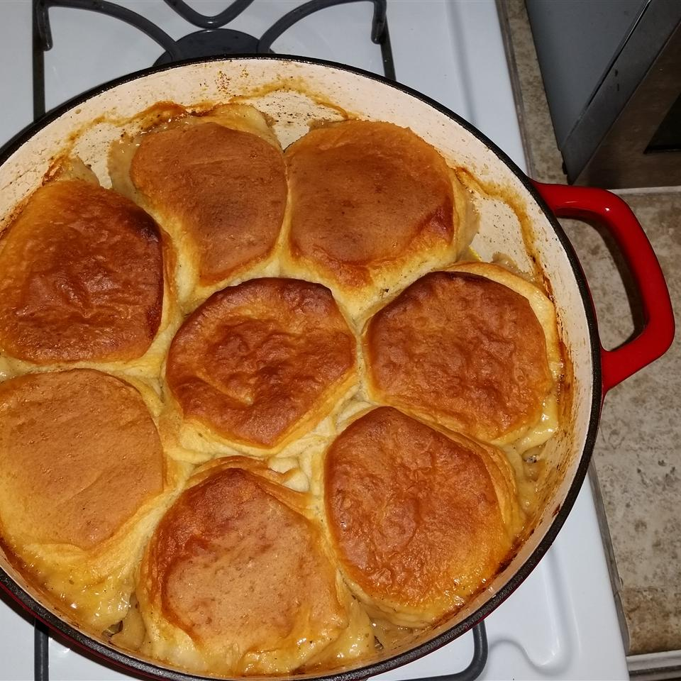 Chef John's Chicken and Biscuits danyelle goitia