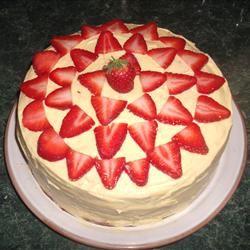 Strawberry Marble Cake danica1976