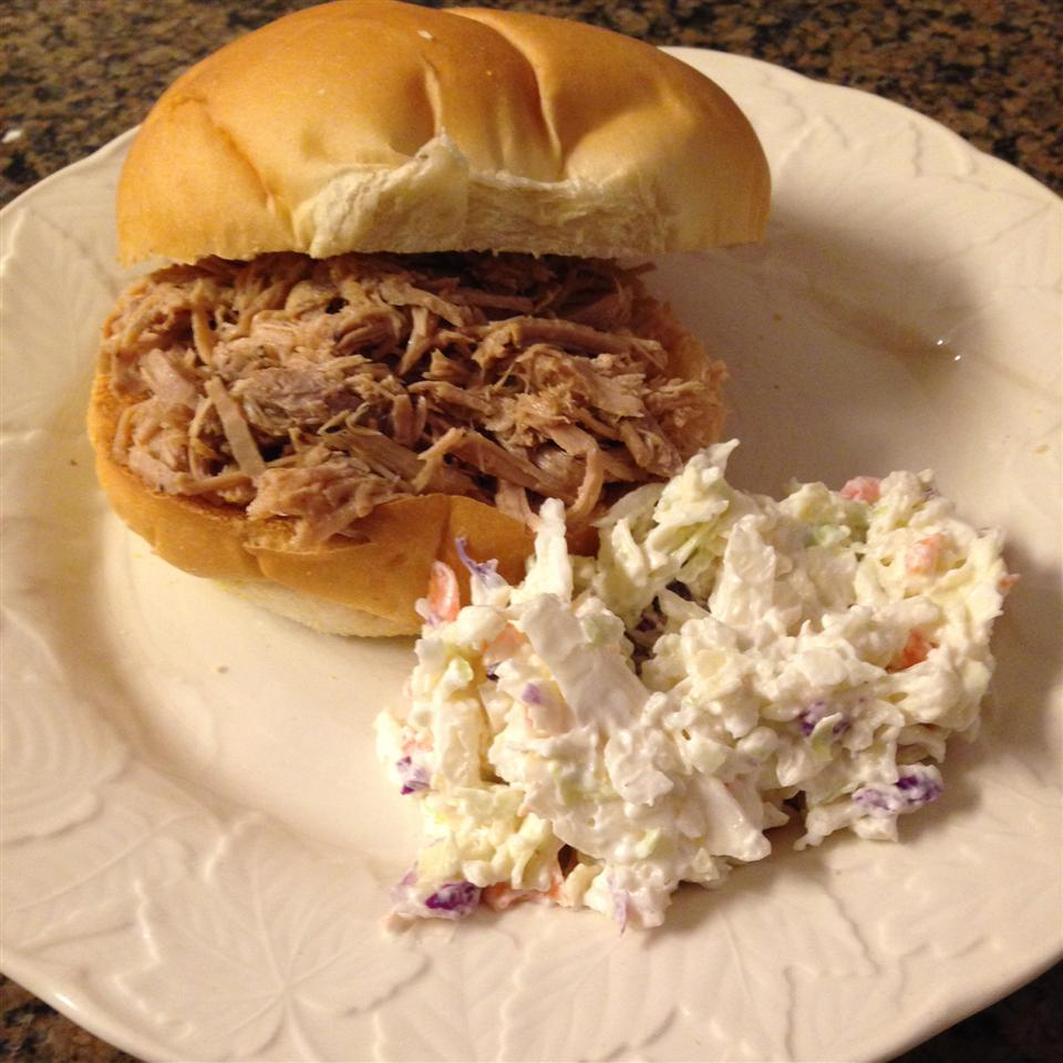 Slow Cooker Carolina BBQ Stacey McGinn Hurst