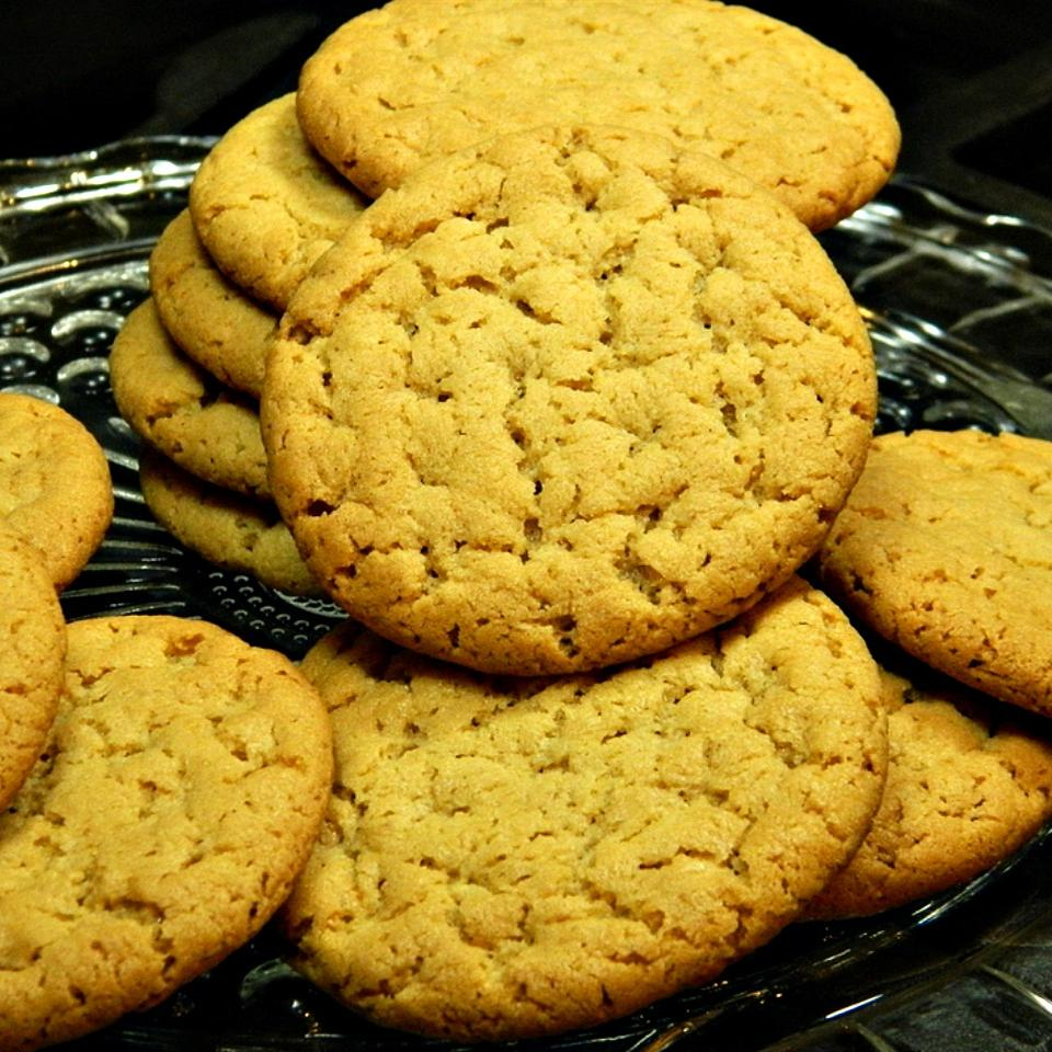 Cashew Butter Cookies
