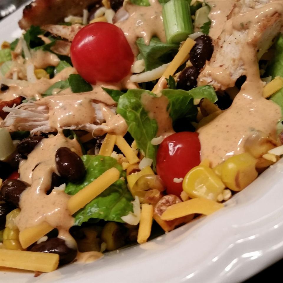 Santa Fe Chicken Salad Sheila LaLonde