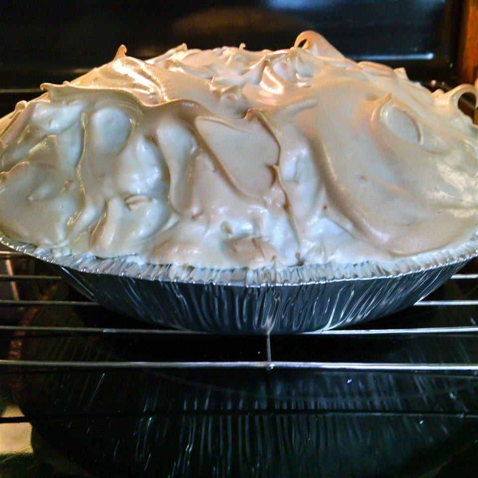Orange Meringue Pie Cindie Dayhoff