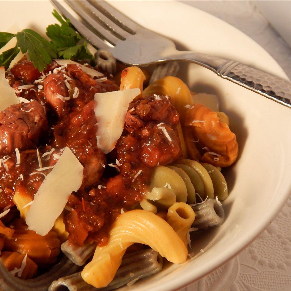 Foglie Chef Doogie's D'Autunno with Chicken and Portobella Mushrooms